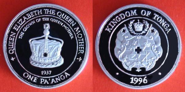 1996 ONE PA ANGA CROWN OF THE QUEEN 003