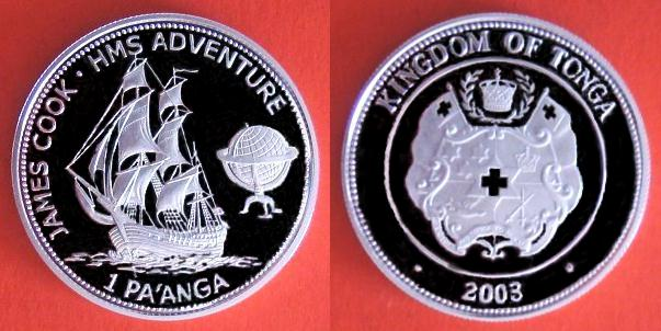 2003 1 PA ANGA JAMES COOK HMS ADVENTURE 003